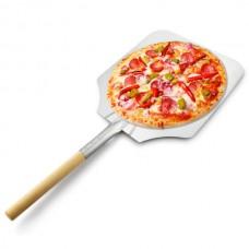 Shovel for pizza and bread. Size 30.5x35.6 cm. Arm length 30 cm (Austria)