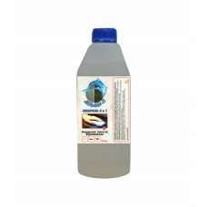 Silicone polish Dolphin-P, 3in1. Cleansing. Protection. Colour Enhancement. 1 L