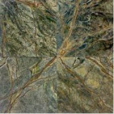"Marble ""Rainforest dark green» (RainForest (Bidasar) green)"
